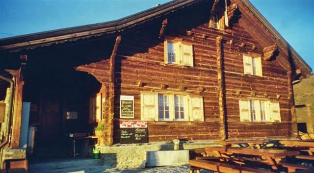 Foto Hochwanghütte